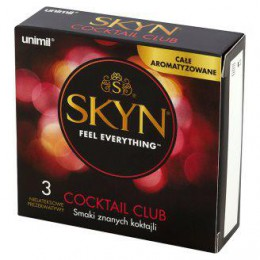 PREZERWATYWY PREMIUM SKYN COCKTAIL CLUB A3