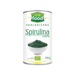 SPIRULINA BIO 100G LOOK FOOD